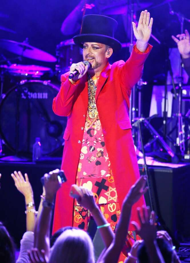Boy George and the Culture Club will perform at the Washington State Fair in Puyallup this September.