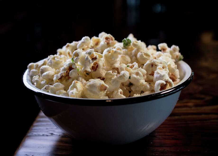The Caesar Popcorn at the Dock at Linden Street in Oakland, Calif., is seen on Friday, August 8th, 2014. Photo: John Storey, FRE / ONLINE_YES