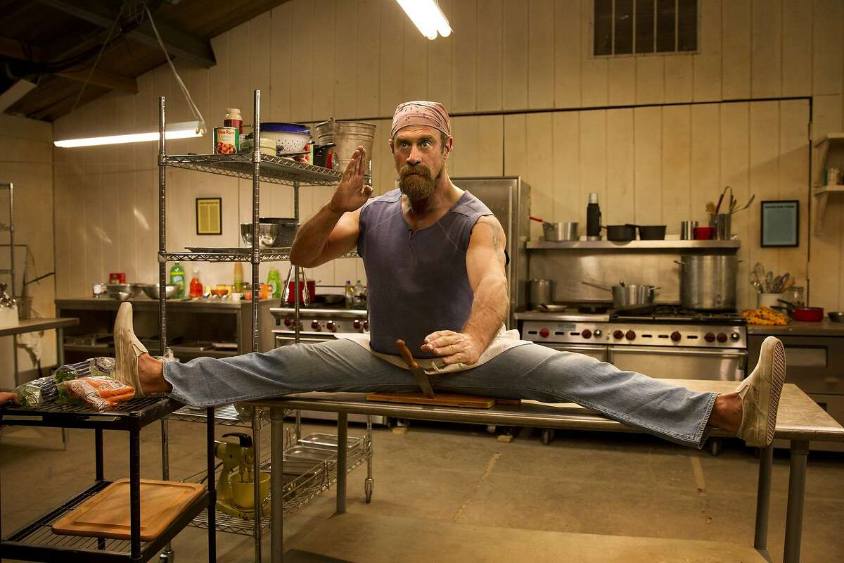 """Christopher Meloni in the Netflix original series """"Wet Hot American Summer: First Day Of Camp"""". Photo by: Saeed Adyani/Netflix."""