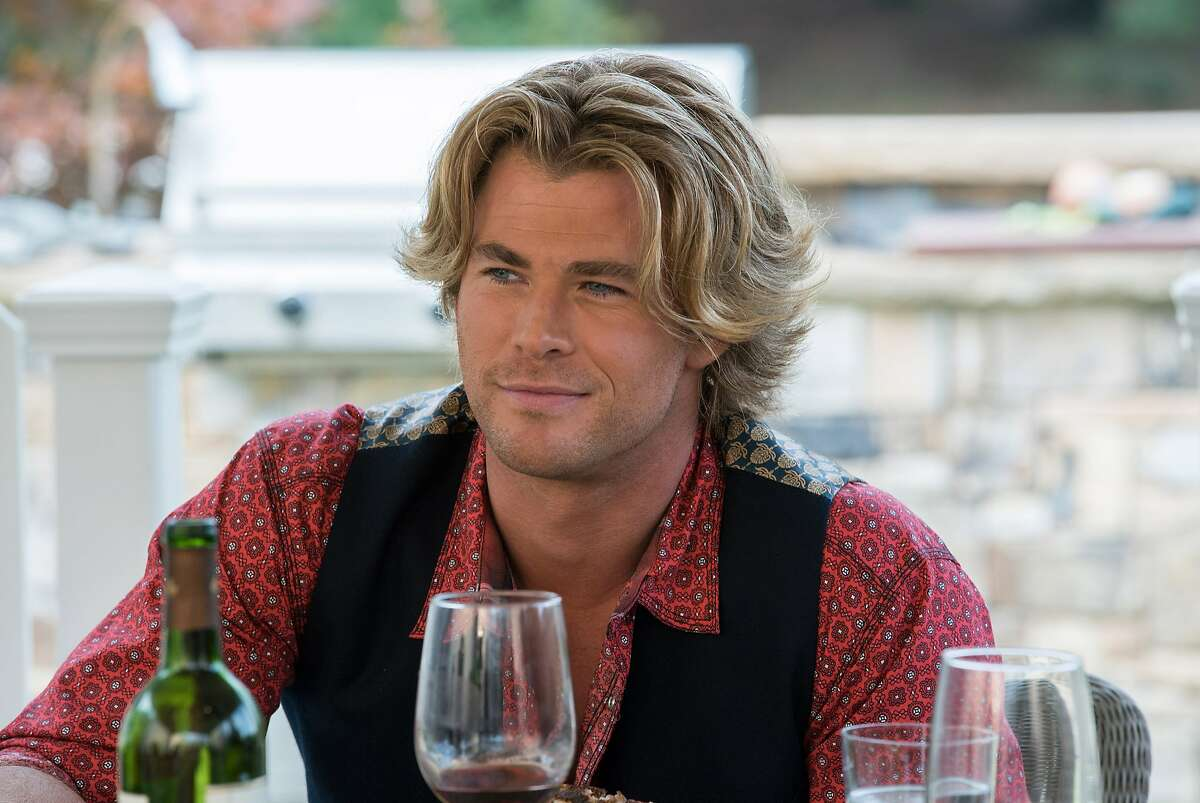 """In this image released by Warner Bros. Entertainment, Chris Hemsworth appears in a scene from """"Vacation."""" (Hopper Stone/Warner Bros. Entertainment via AP)"""