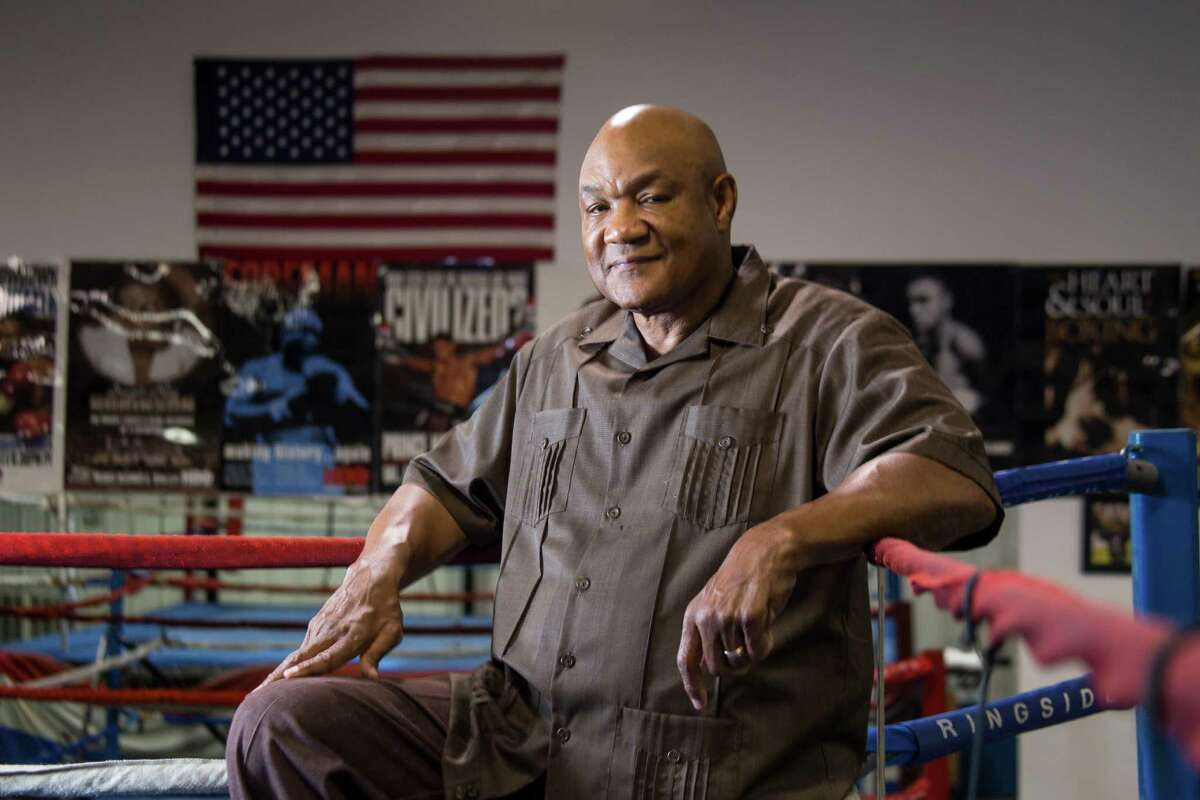 George Foreman parlayed his popularity as a heavyweight boxing champion into a successful career in business and as a minister.