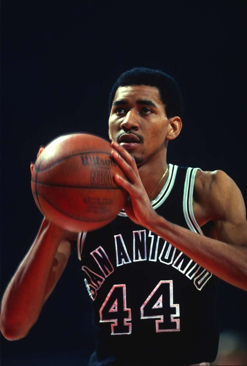 Date: Jan. 30 1974 Deal: Spurs trade/buy George Gervin from the Virginia Squires for $225,000.