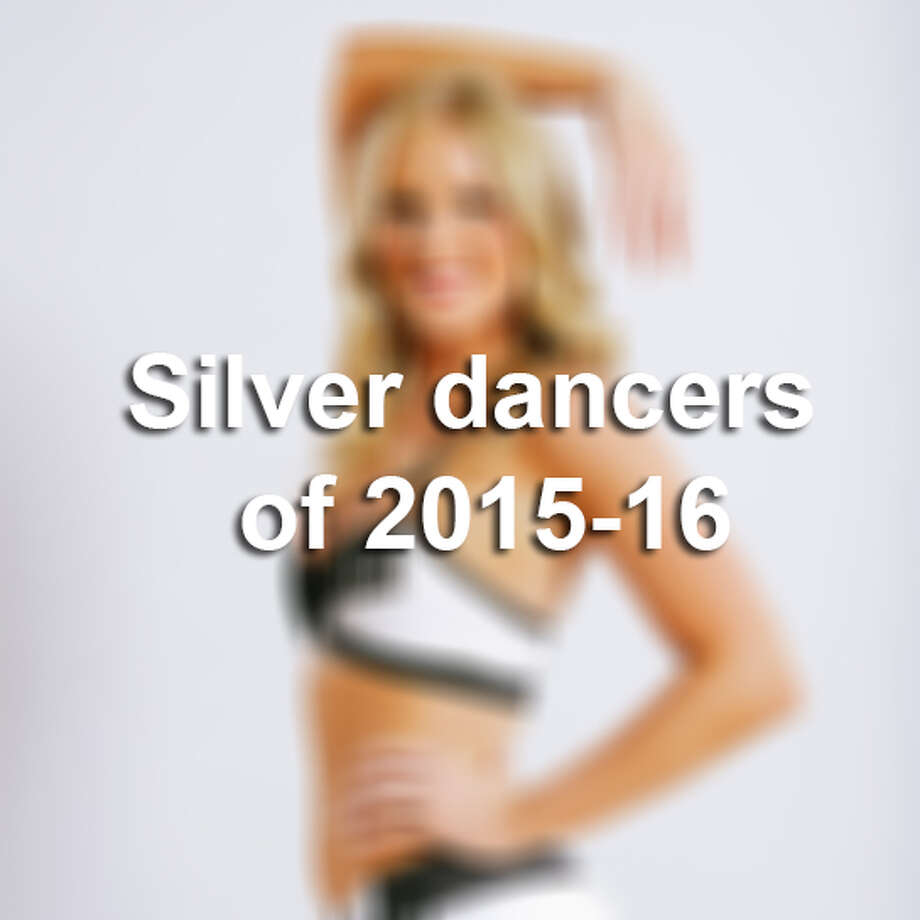 These 16 women will join the Spurs Silver Dancers 2015-16