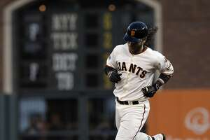 Crawford's home run helps Giants top Brewers - Photo