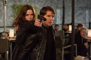 'Mission: Impossible': Cruise at his relentless best - Photo
