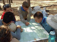 Greenwich Scouts plot their way during a 144-mile, 12-day trek through New Mexico.