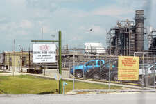 DuPont is planning to make a $50 million investment in its plant in Orange over the next five years. The company is asking Orange City Council to endorse the facility as an Enterprise Zone, which would qualify it for state economic development benefits. Photo taken Monday 7/27/15 Jake Daniels/The Enterprise