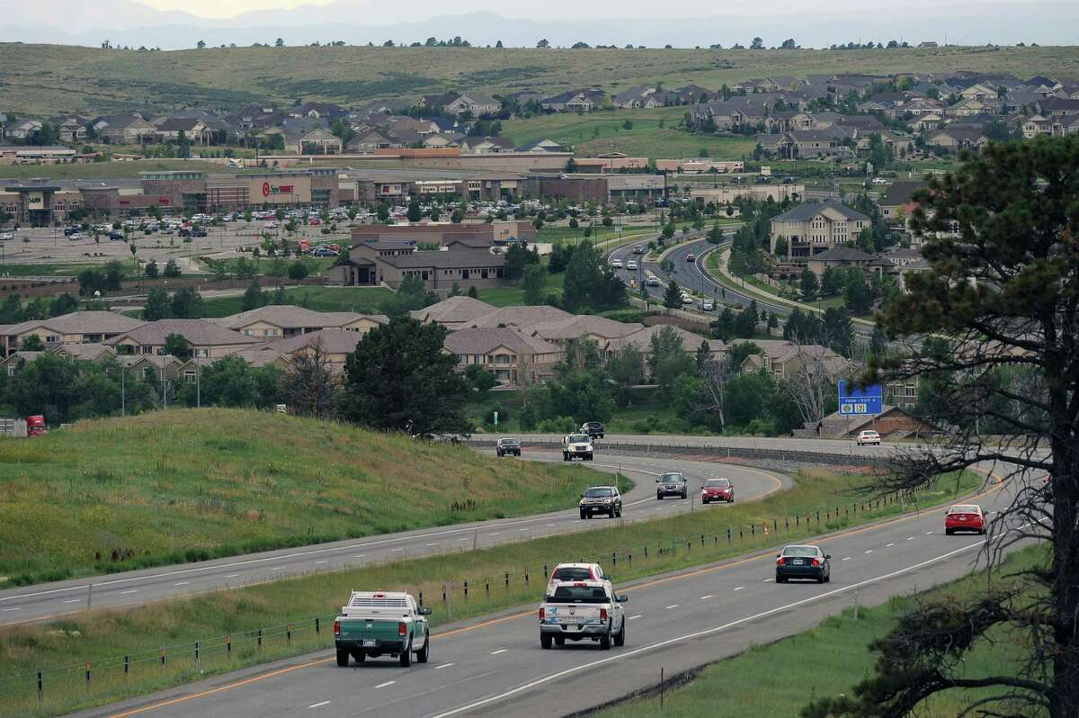 9. Aurora, Colorado Population Growth Rate (2000 - 2013): 20.4% Population in 2013: 332,820
