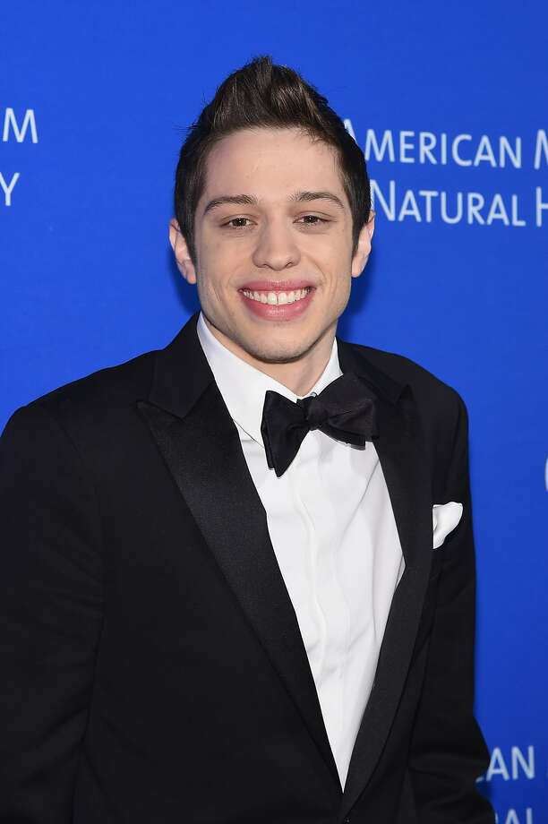 "Pete Davidson got an early start on ""Saturday Night Live."" Photo: Jamie McCarthy, Getty Images"
