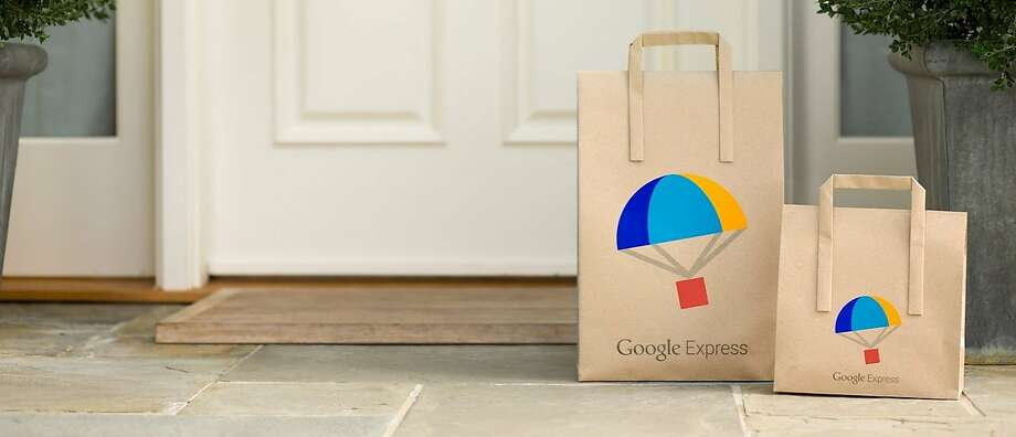 Google Express is Google's shopping delivery service. Photo: Google