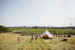 Best Bay Area glamping spots - Photo