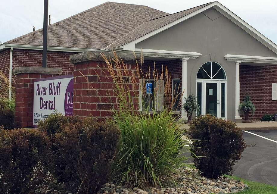 This photo shows the dental offices of Walter James Palmer in Bloomington, Minn., on Tuesday, July 28, 2015. Palmer, an avid hunter, is accused of illegally killing a well-known and protected lion, named Cecil, during a big game hunt in Zimbabwe. The killing has outraged animal conservationists and others worldwide. (AP Photo/Amy Forliti) Photo: Amy Forliti, AP