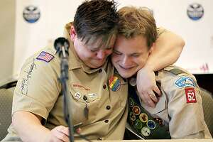 Boy Scouts of America to allow gay adult leaders - Photo