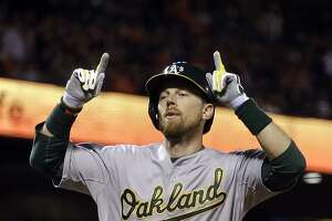 Apex of A?s trades: Ben Zobrist dealt to Royals - Photo