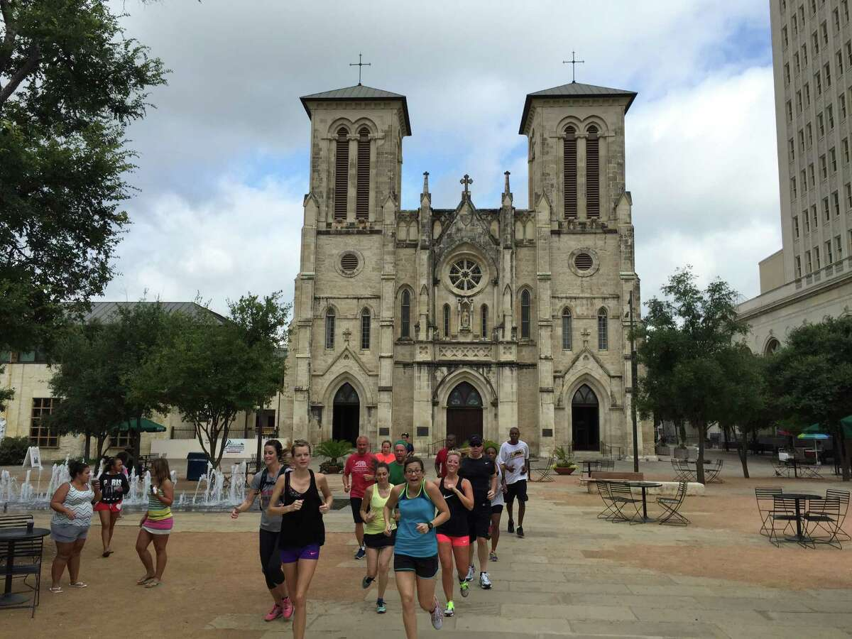 River City Runs , $30rivercityrunsa.comTour guides Tommy and Tina Stolhandske agree that their favorite way to explore the Alamo City is with a morning run