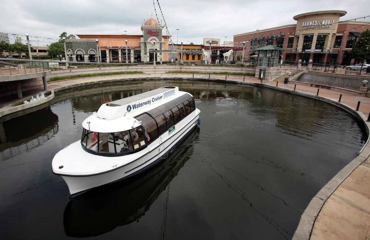 The Woodlands Waterway Cruisers will stay afloat at least until the end of March. Paddle boats and kayaks are among the possible replacement ideas.