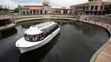 The Woodlands Waterway Cruisers will stay afloat at least until March after The Woodlands Convention and Visitors Bureau opted to reduce operational hours and extend its contract with the operator through the first quarter of 2016.