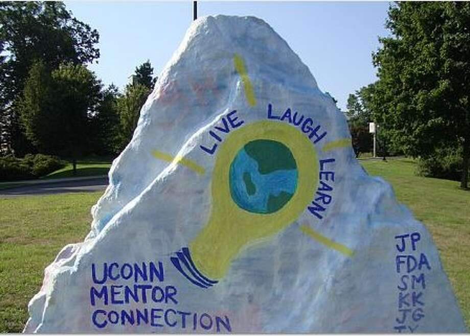 UConn Mentor Connection 2015 Photo: Contributed / Contributed / Connecticut Post