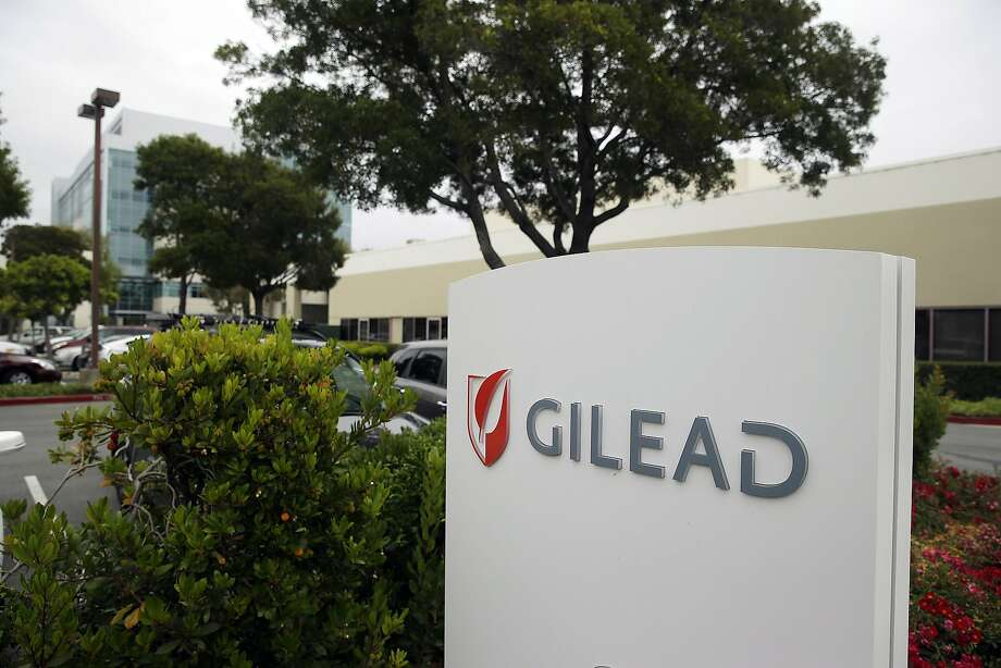 Gilead in Foster City makes two top-selling hepa titis C drugs, but has been criticized for the cost. Photo: Eric Risberg, Associated Press