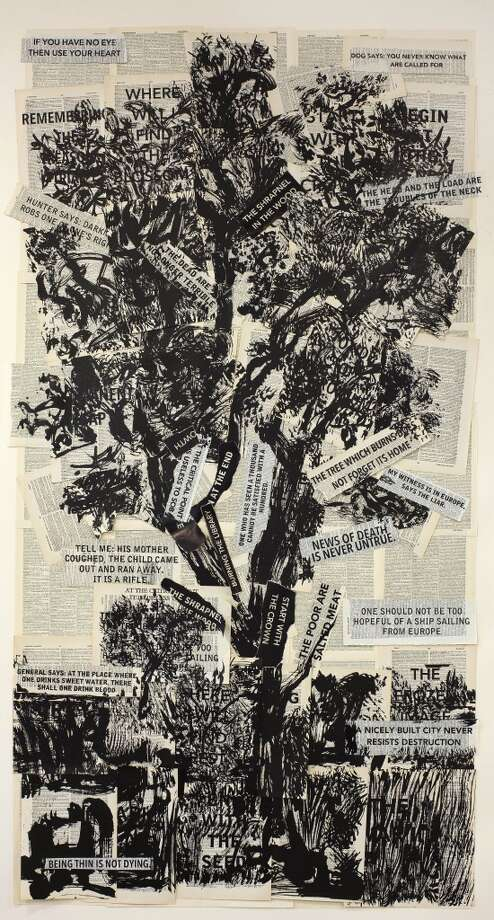 "William Kentridge: ""If You Have No Eye,"" 2014"