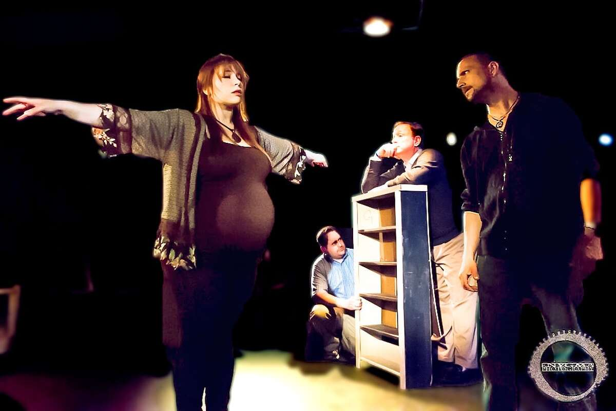 """""""Romeo Chang"""" is one of two Overtime Theater productions that will be honored during the Alamo Theatre Arts Council's Globe Awards."""