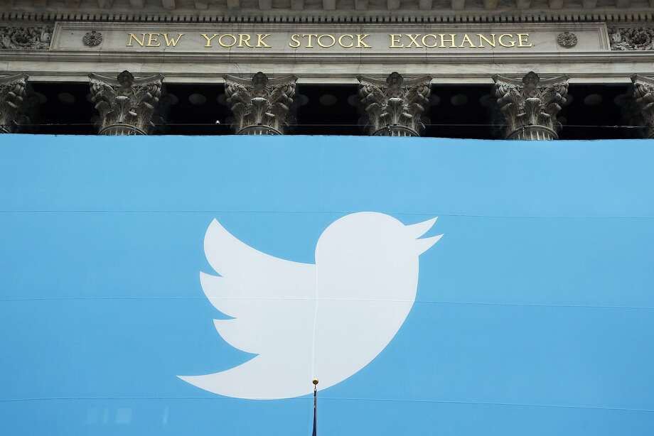 Twitter was a star during its IPO on the New York Stock Exchange but has been undistinguished. Photo: Mark Lennihan, Associated Press