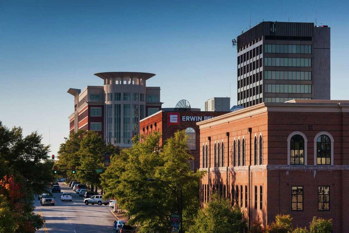 10. Greenville,South Carolina