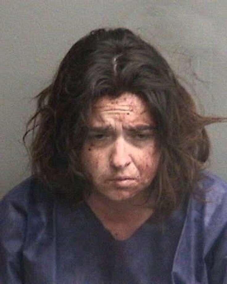 Dominique Zazueta is accused of killing her mother in Hayward Photo: Hayward Police