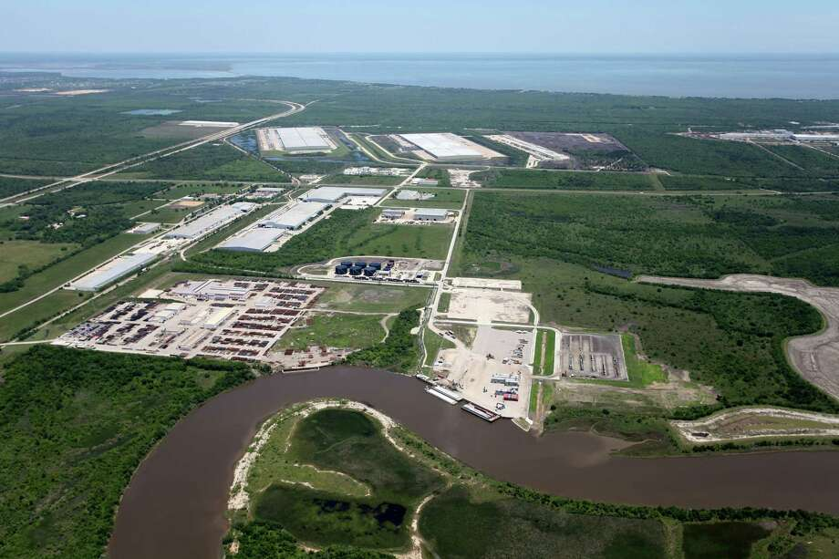 Rail-served property such as the TGS Cedar Port Industrial Park in Baytown is in high demand, according to NAI Partners.