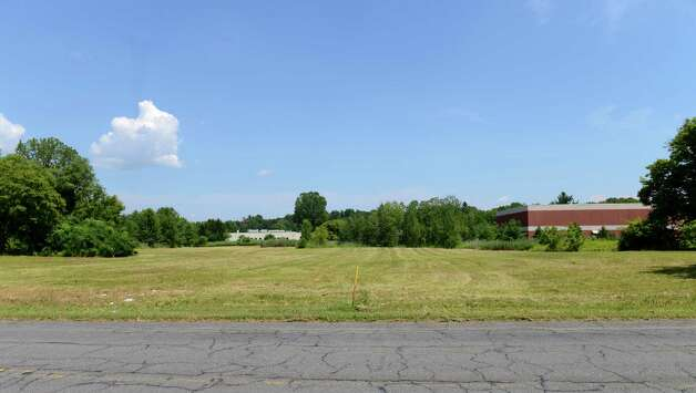 Site of a proposed site for a medical marijuana growing facility, including greenhouse, manufacturing and parking at 301 Old Niskayuna Rd. Tuesday, July 28, 2015, in Colonie, N.Y. (Will Waldron/Times Union) Photo: WILL WALDRON / 00032801A