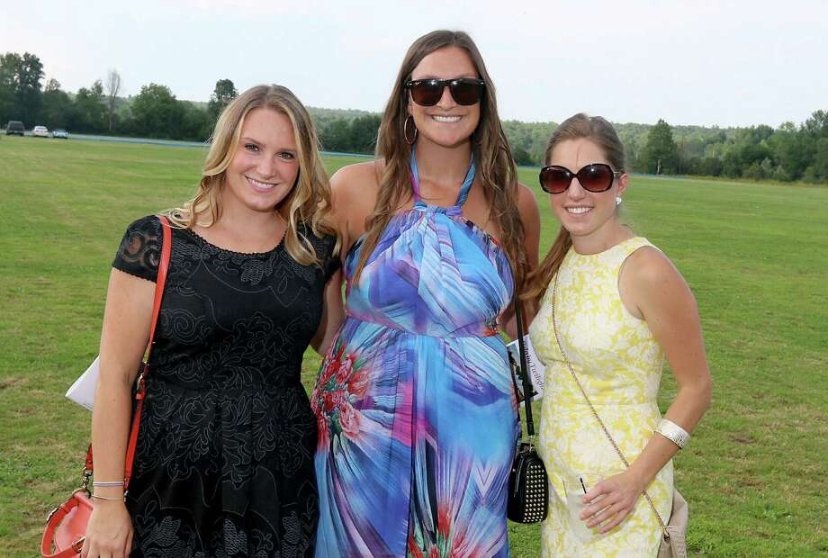 Were you Seen at the 36th Annual Polo by Twilight event, a benefit for the Palamountain Scholarships at Skidmore College, held at the Saratoga Polo Fields in Saratoga Springs on Tuesday, July 28, 2015? Photo: Joe Putrock/Special To The Times Union