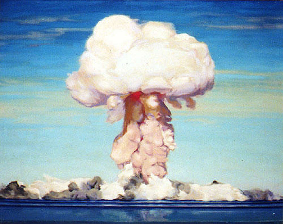 Explosive name When he made the first bikini in 1946, the French fashion designer Louis Reard decided to name it after Bikini Atoll, an island group where nuclear testing was taking place.