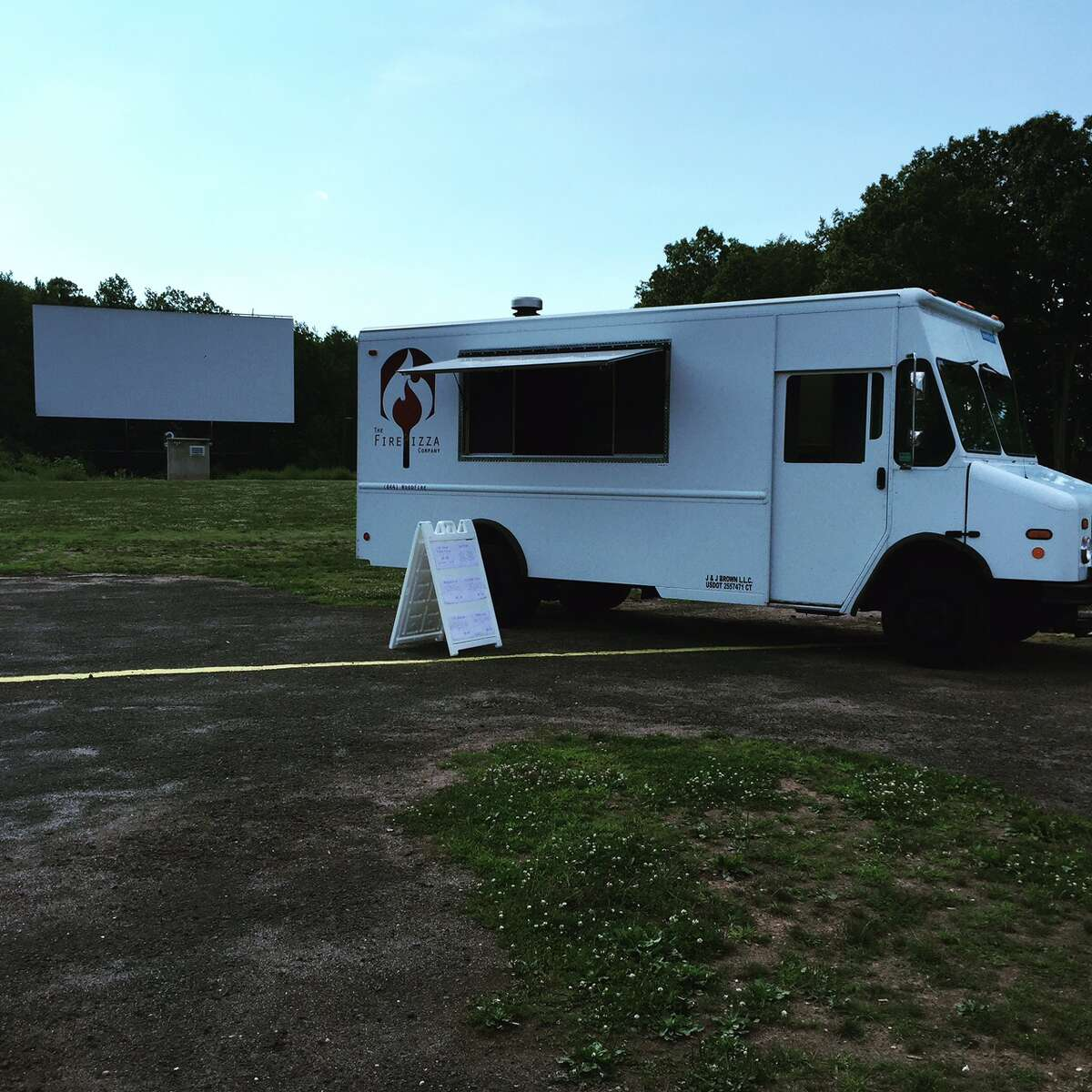 The Fire Pizza Co., of Northford, will participate in the first New England Food Truck Affair Aug. 1-2 in North Haven.