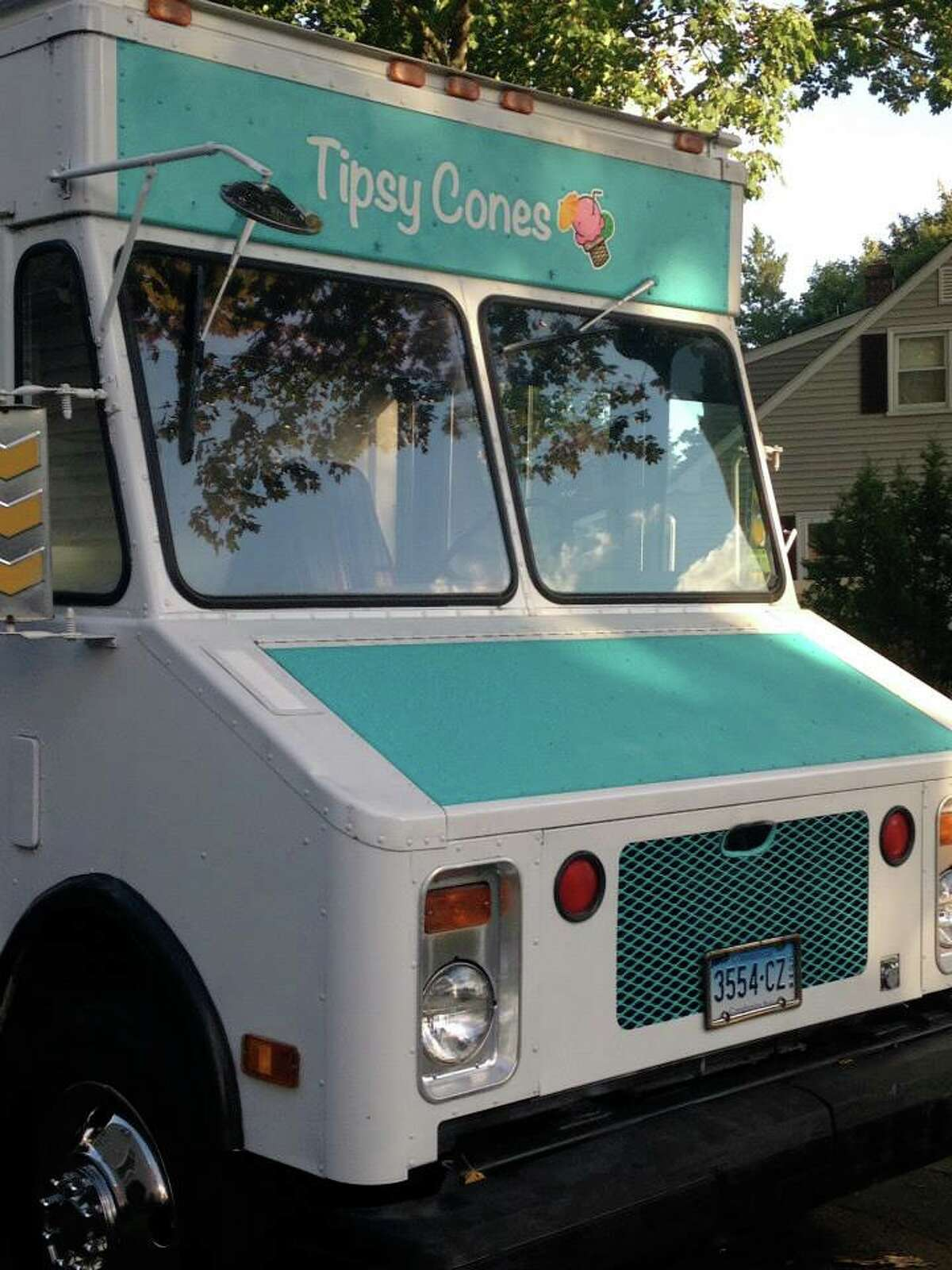 Tipsey Cones of Stratford will participate in the 1st New England Food Truck Affair in North Haven on Aug. 1-2.