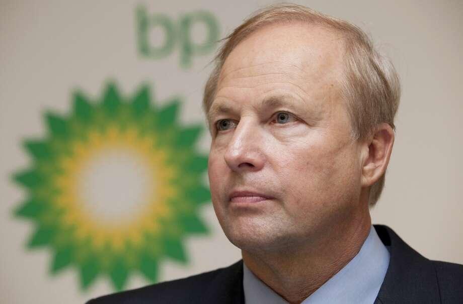 Bob Dudley, CEO of BP Photo: Simon Dawson, Bloomberg