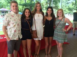 Were you Seen at College Day at the Saratoga Race Course in Saratoga Springs on Wednesday, Aug. 29, 2015?