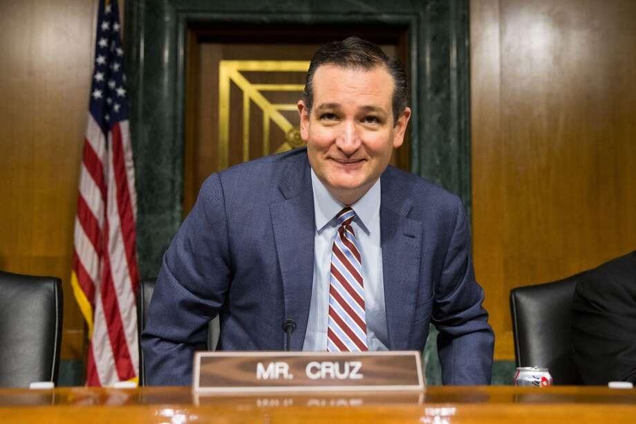 U.S. Sen. Ted Cruz (R-TX) Photo: Andrew Harnik, Associated Press