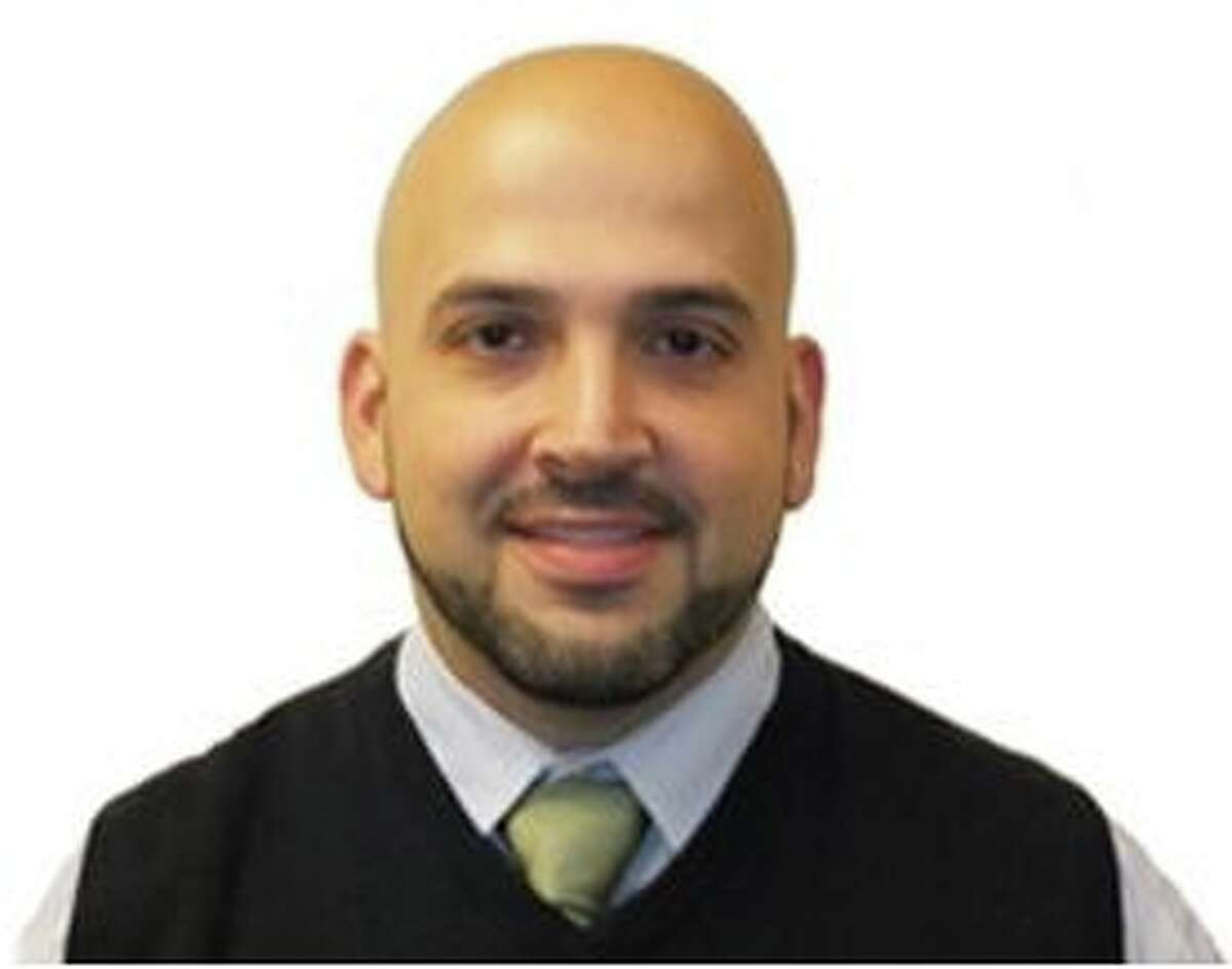 Rafael Escobar is one of two new assistant principals appointed to Stamford High School.