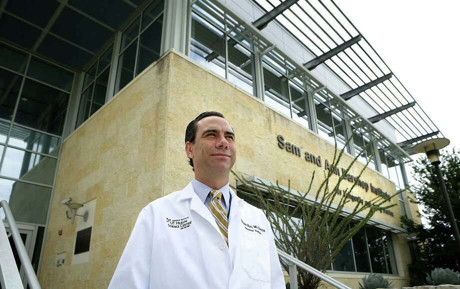Dr. Nicolas Musi was named director of the Barshop Institute for Longevity and Aging Studies at the University of Texas Health Science Center in San Antonio last year. The institute is the only one in the nation this year to win two prestigious grants supporting research into the biology of aging. Photo: Express-News File Photo / © 2012 San Antonio Express-News