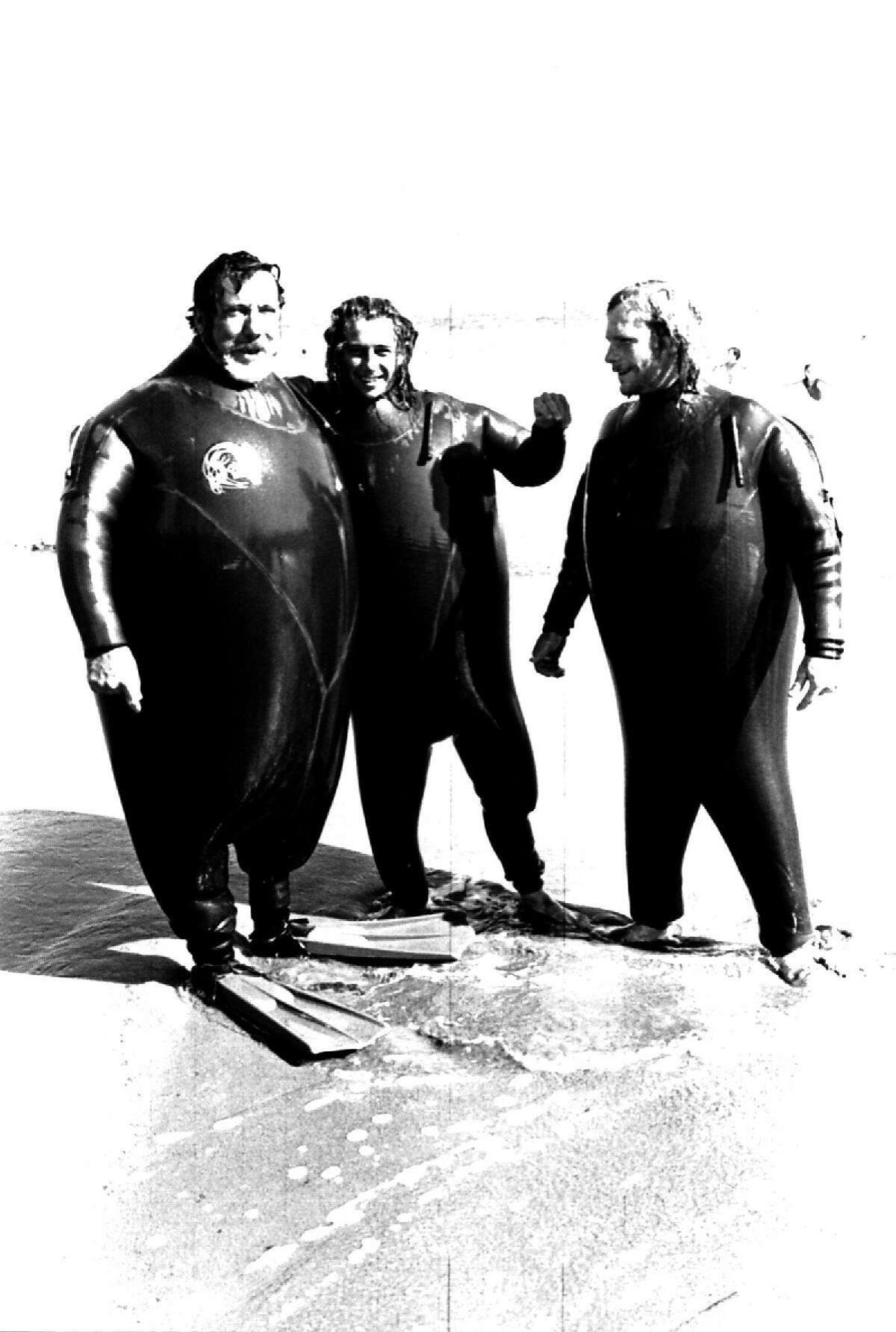Wetsuit inventor Jack O'Neill