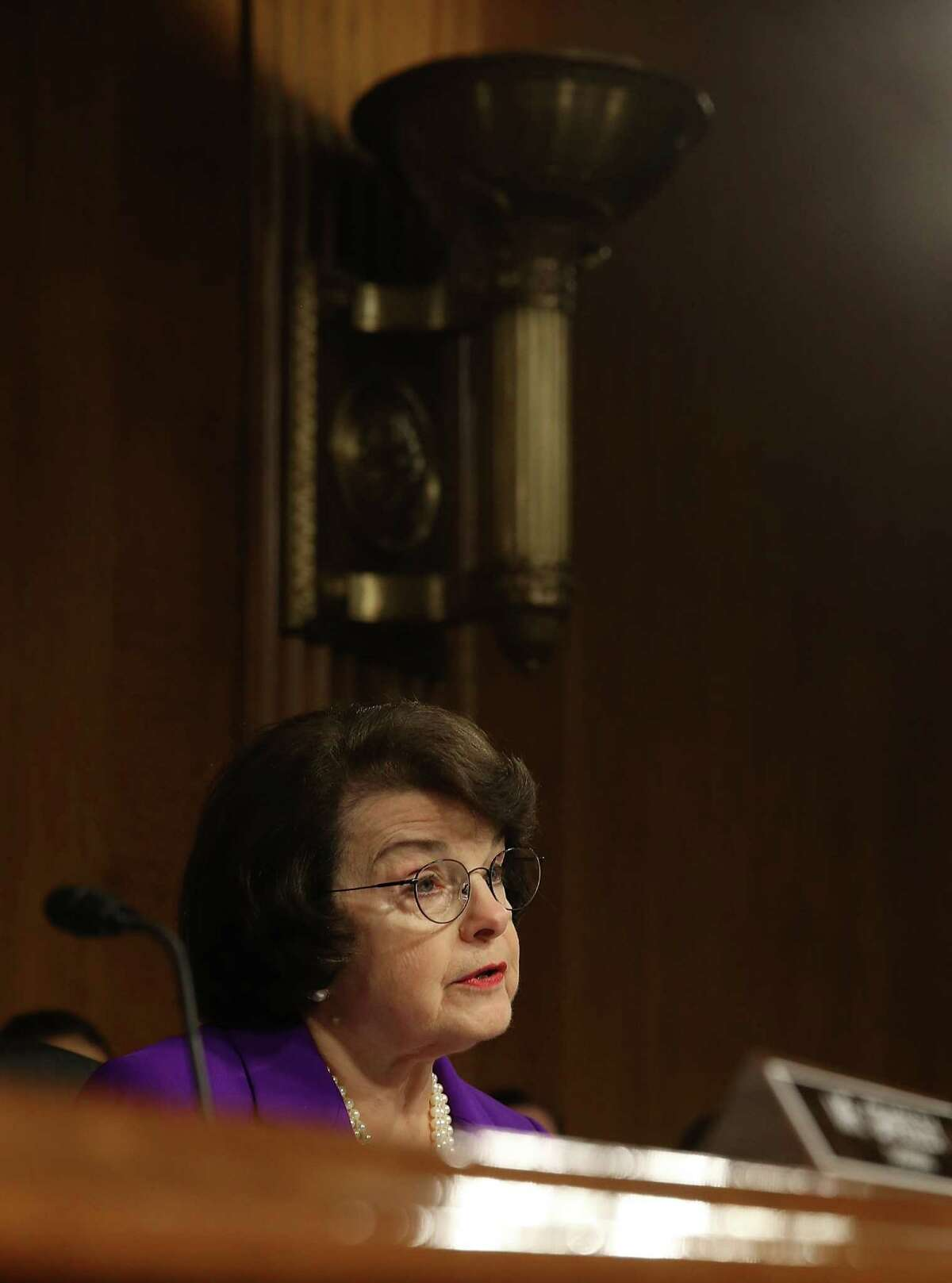 Sen. Dianne Feinstein, D-Calif., is offering a sweeping new plan to rebuild the state's water infrastructure.