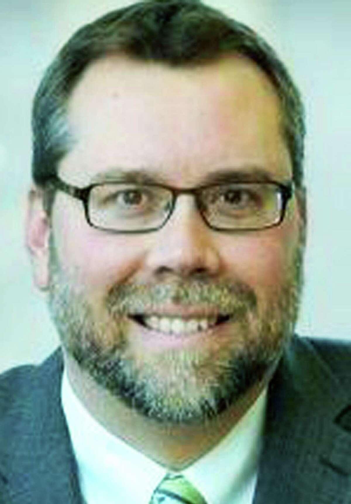 Democrat David Gronbach.