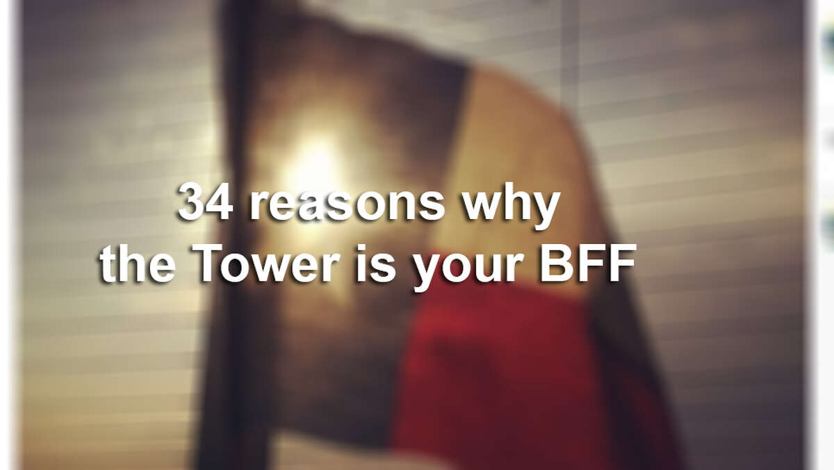 34 reasons the Tower of Americas is your best San Antonio friend, proven on Instagram