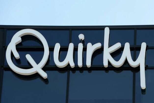 Detail of sign above the Quirky building on State Street Wednesday July 29, 2015 in Schenectady, NY.  (John Carl D'Annibale / Times Union) Photo: John Carl D'Annibale