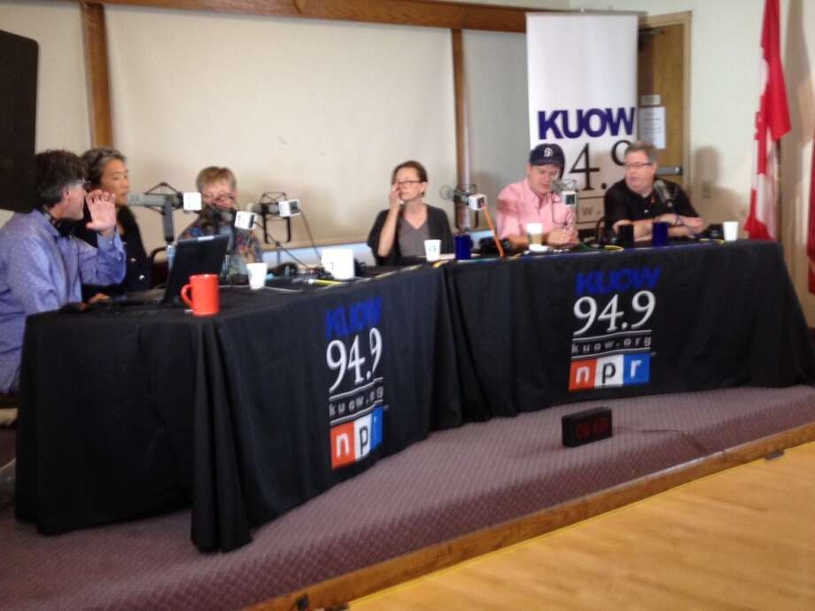 "KUOW's ""Week in Review"" has been going on the road."