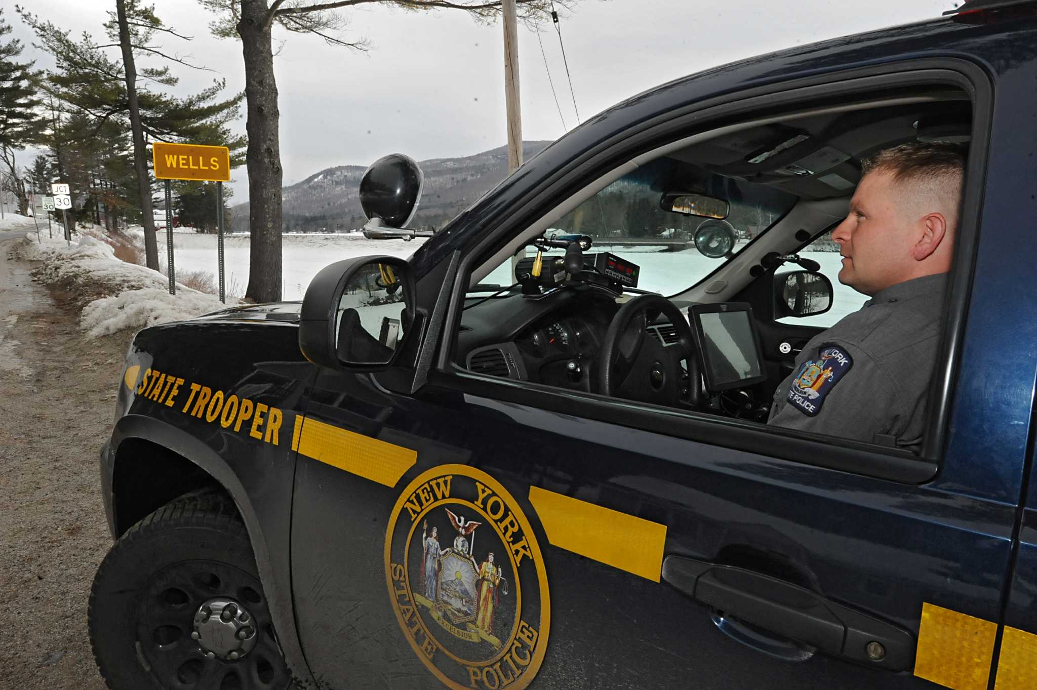 State Police Say Their Fleet Of Vehicles Is Too Old