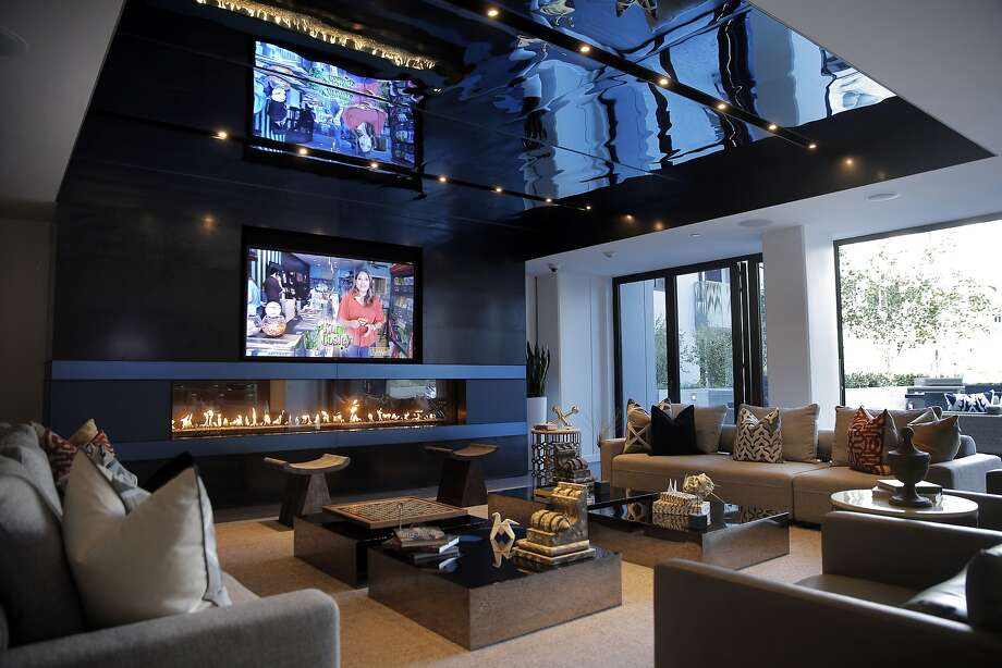 Marvelous One Of The Many Community Lounges In The New Azure Apartments In San  Francisco, Calif