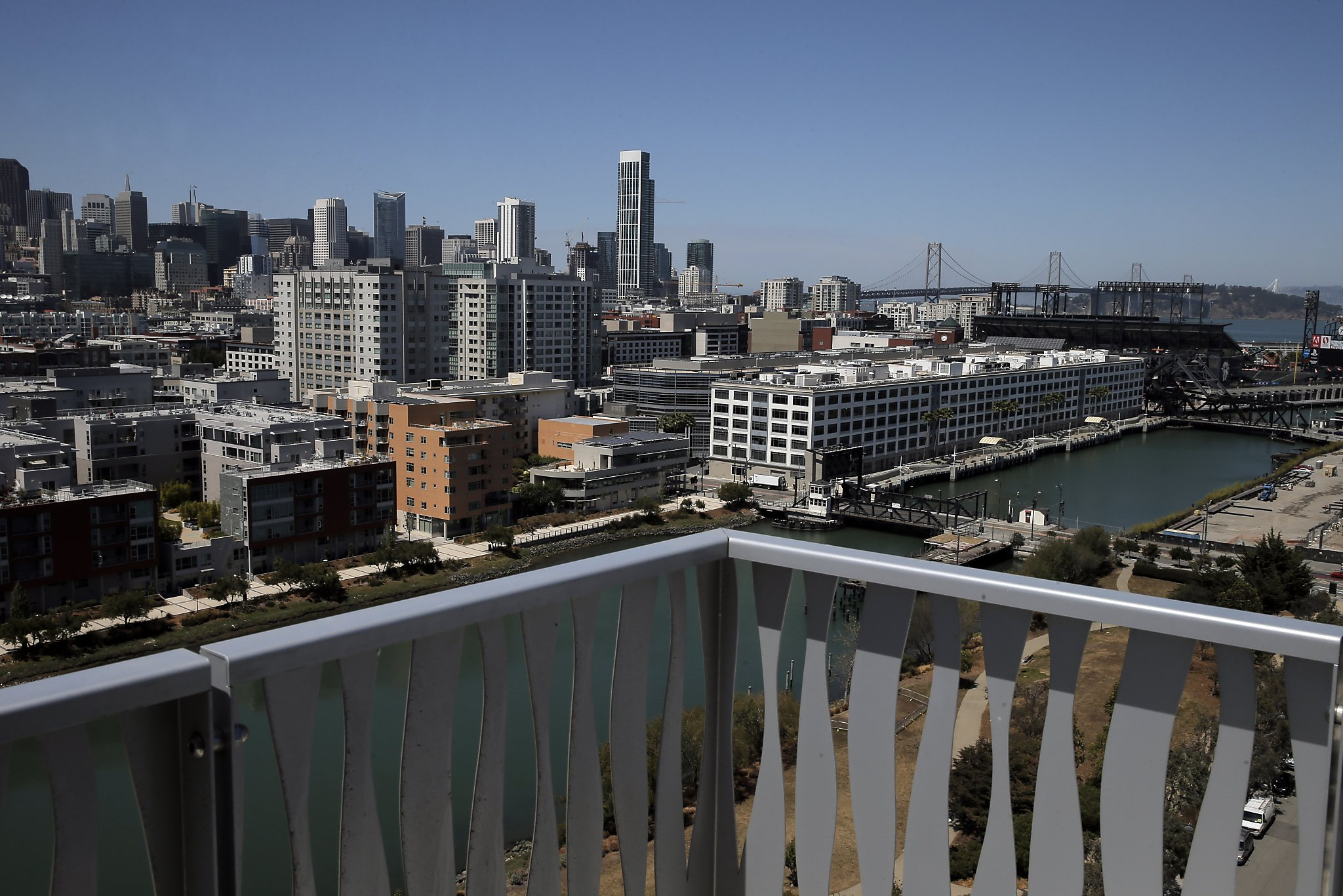 Want a luxury apartment in San Francisco? You're in luck ...