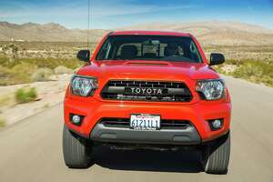 Toyota makes potent power play with its TRD Pro Package - Photo