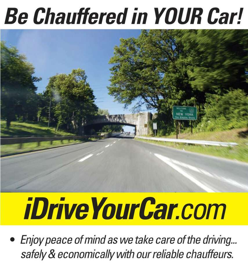 Fairfield-based iDriveYourCar.com is experiencing success in today's down economy by offering cheaper alternative to a limo service. Photo: Contributed Photo / Connecticut Post Contributed